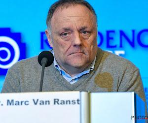 Marc Van Ranst insiste: les matchs de foot en Belgique, cette saison, c'est terminé