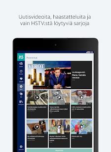 Helsingin Sanomat- screenshot thumbnail