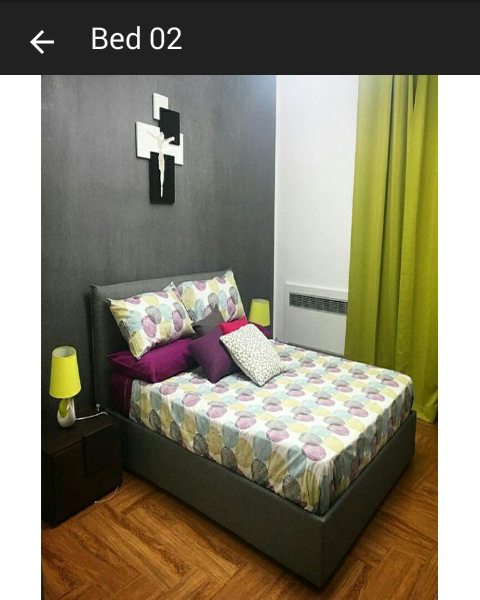 Modern Bed Designs Latest 2017- screenshot