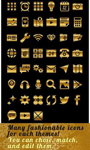 Stylish Theme-VIP Gold Ribbon- 1.0.1 Windows u7528 4