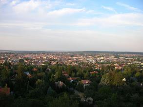 Photo: Sopron a Söház-dombi kilátóból