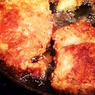 Garlic Fried Chicken Recipe.