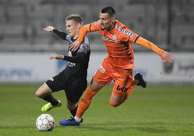 "Gjoko Zajkov (Charleroi) : ""Ma saison est compliquée"""