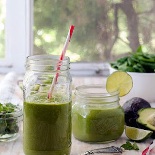 Going Green Detox Smoothie.
