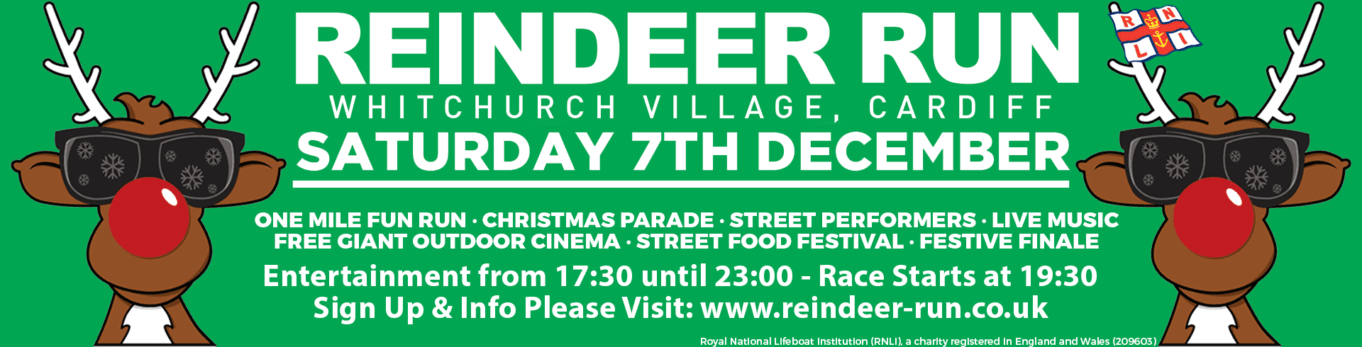 Whitchurch Reindeer Run 2019