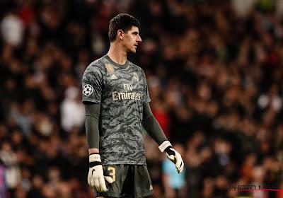 🎥 Qualification en péril pour Thibaut Courtois et le Real Madrid, défaits par le Shakhtar Donetsk