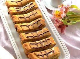 Chocolate Mocha Pastry Recipe