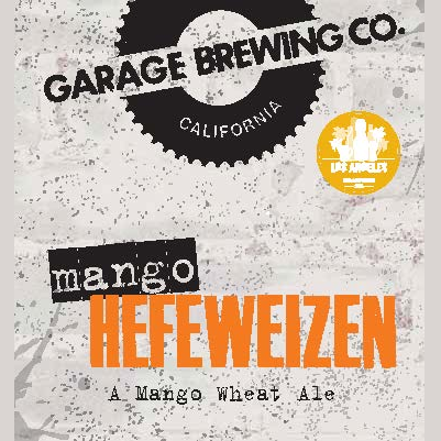Logo of Garage Mango Hefeweizen