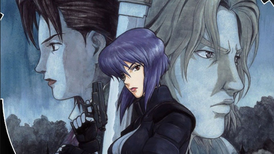 Watch Ghost in the Shell: Stand Alone Complex 2nd Gig live