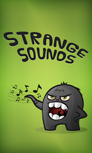 Strange Sounds- screenshot thumbnail