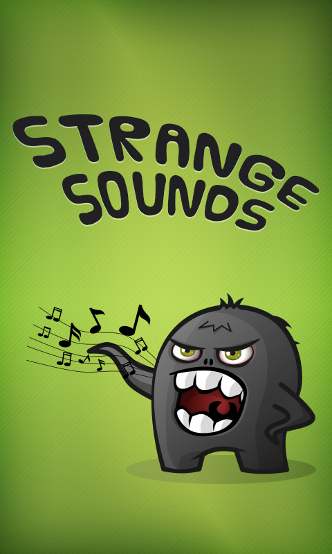 Strange Sounds- screenshot