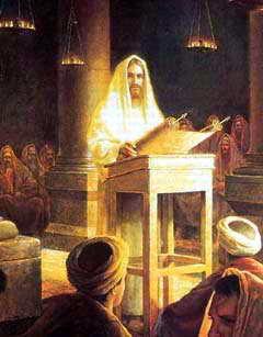 Có Đức Giê-su đang ở giữa chúng ta…