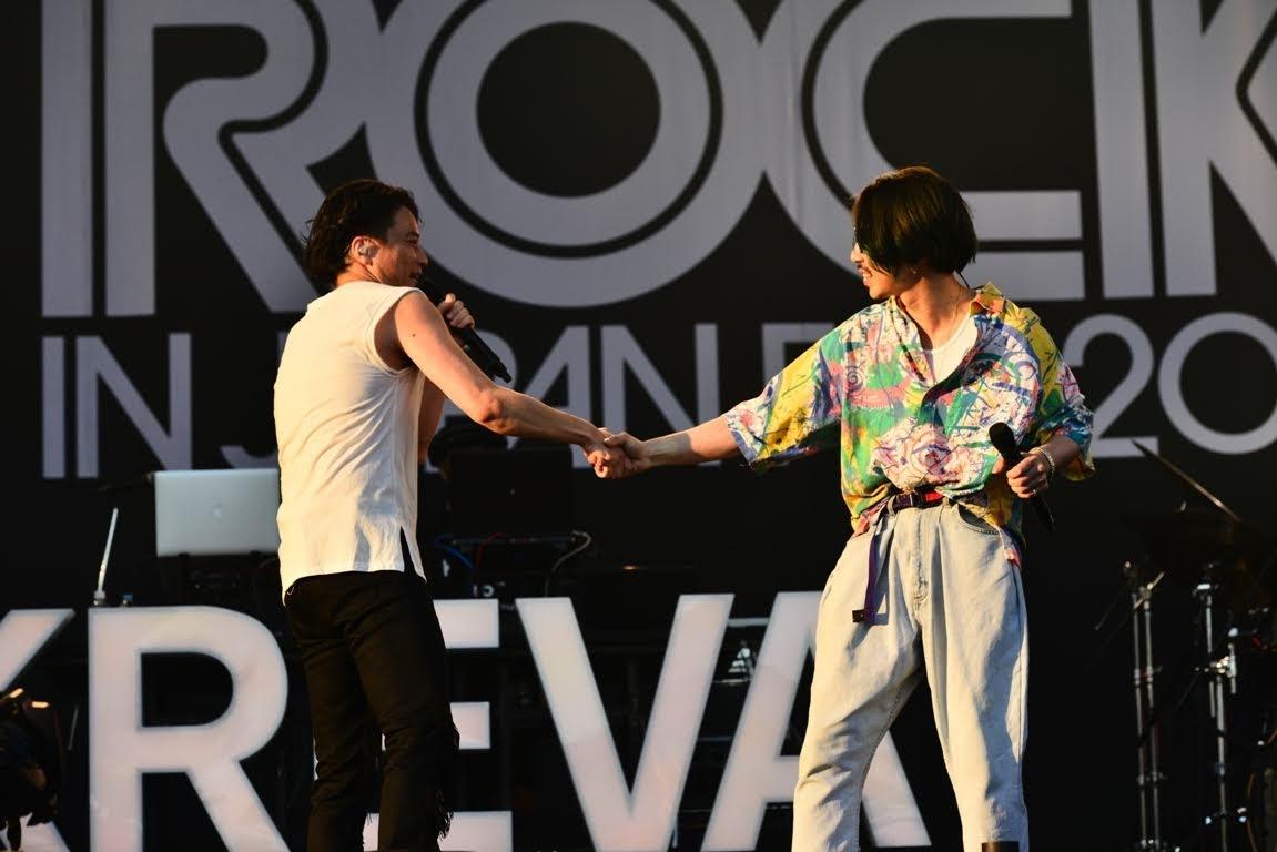 【迷迷現場】ROCK IN JAPAN 2019 KREVA 邀 Nulbarich 共演超豪華