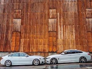 4シリーズ グランクーペ  420i M sport のカスタム事例画像 ⋆ かず⋆ さんの2021年01月19日15:33の投稿