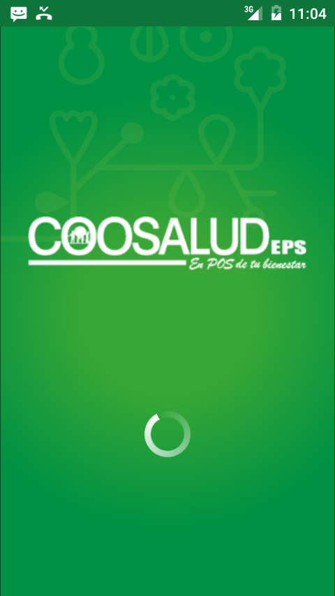 Coosalud App- screenshot