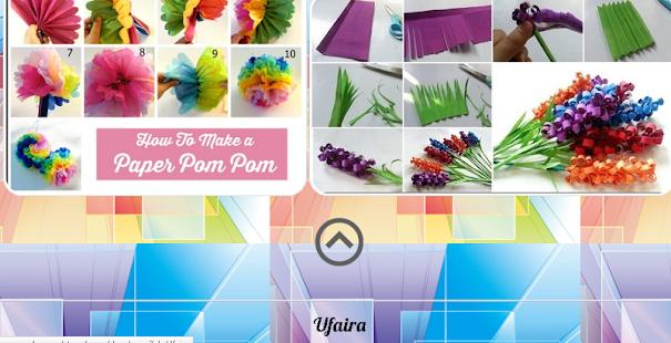 Tải Game Paper Flower Ideas