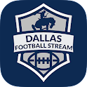 Dallas Football STREAM icon