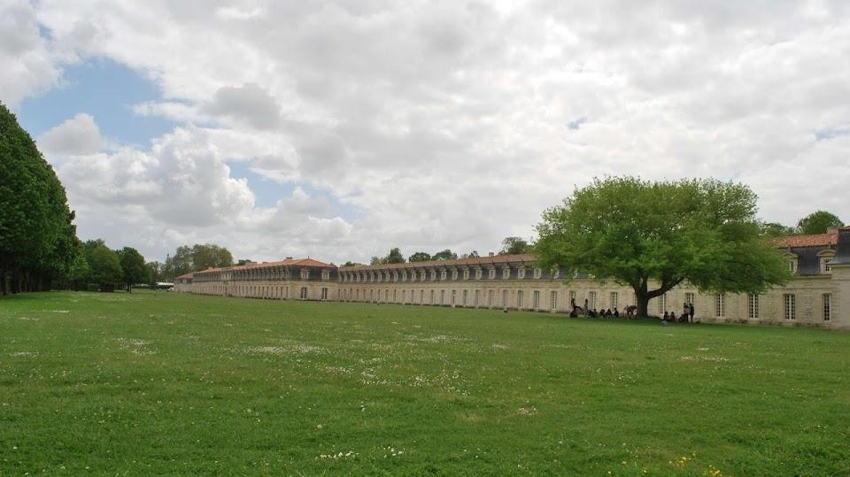 Rochefort : l'arsenal