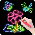Kids Draw & Coloring Book icon