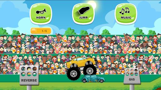 Monster Truck Game for Kids filehippodl screenshot 8