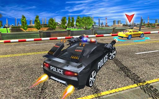 Télécharger Police Autoroute Chasse dans Ville - la criminalit APK MOD (Astuce) screenshots 2