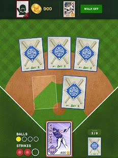 MLB BUNT: Baseball Card Trader- screenshot thumbnail