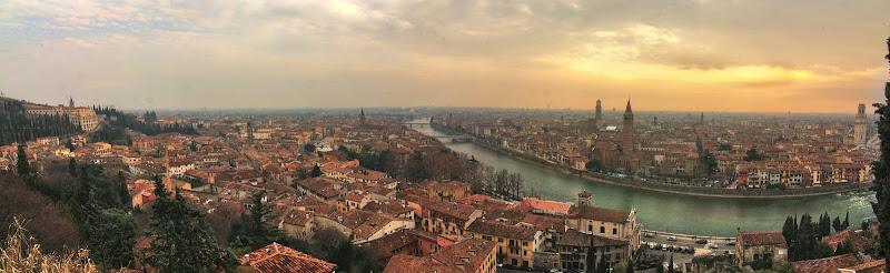 Verona panoramica di zsim67