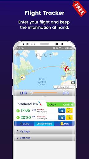 FLIO u2013 Your personal travel assistant 3.01.09 Screenshots 1