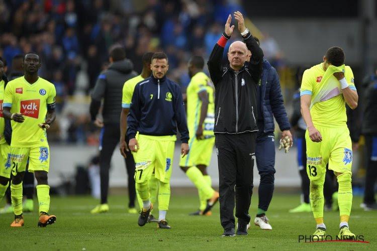 """""""Du respect, mais pas de peur"""": La Gantoise abat sa dernière carte en Europa League"""