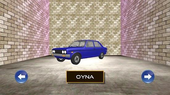 Online Car Game - náhled