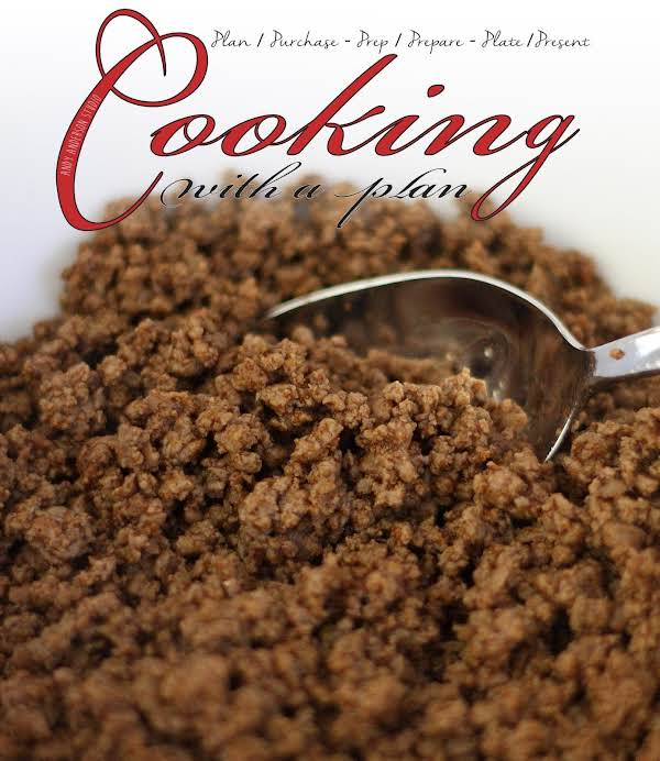 Slow Cooker Taco Meat With Homemade Taco Seasoning Recipe