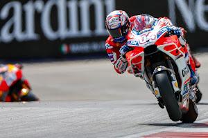 """Post GP de Austria, Dovizioso: """"Cuando tienes a Márquez detrás, sabes que lo va a intentar"""""""