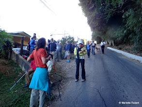Photo: Preparándose para la salida