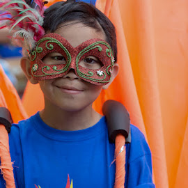 Filipino Boy by VAM Photography - Babies & Children Children Candids ( culture, nyc, parade, boy, child )
