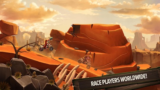 Trials Frontier MOD Apk (Unlimited Money) 2