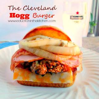 #SundaySupper The Cleveland Hogg Burger