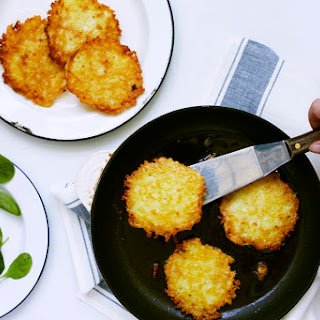 German Potato Cakes.