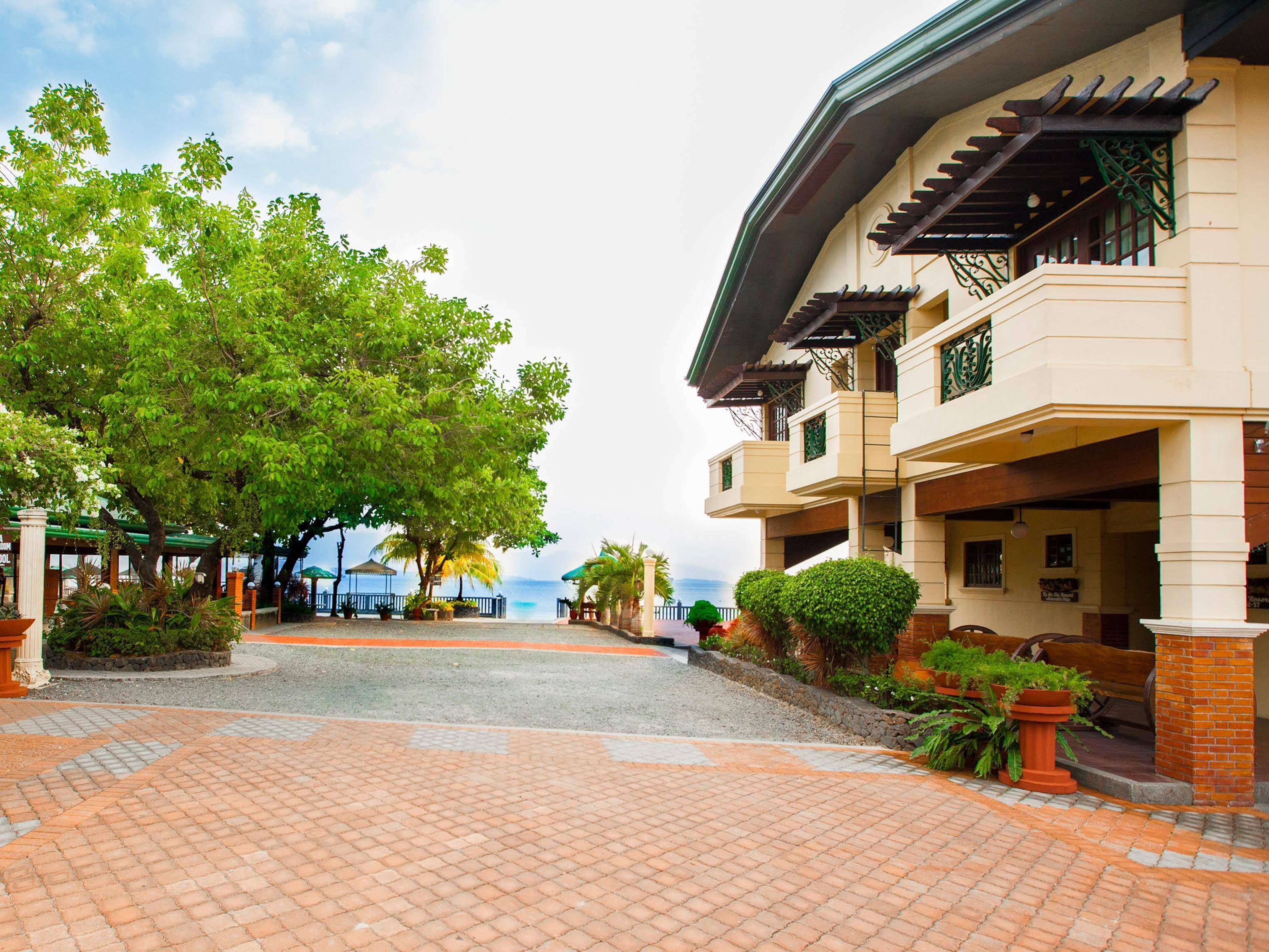 By the Sea Resort Hotel