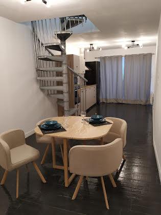 Location maison meublée 3 pièces 70 m2