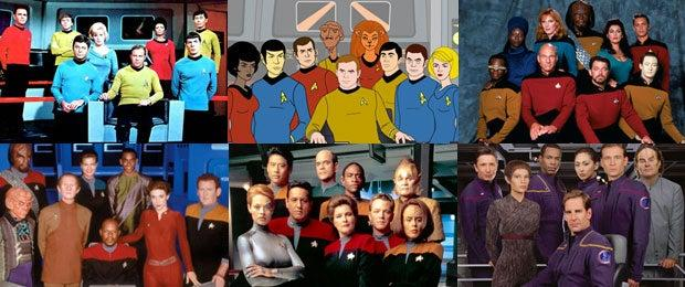 POLL: Fans Most-Watched Star Trek Series Is...