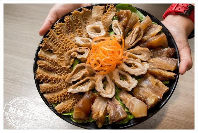 愛食鍋麻辣鴛鴦滷水拼盤