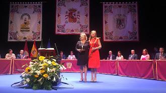 La socialista Francisca Fernández es la nueva alcaldesa de Huércal-Overa.