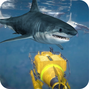 Wild Shark Fish Hunting game for PC and MAC