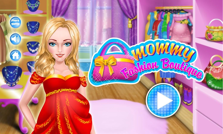 Скриншот одной из игр для девочек
