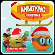 Annoying Xmas: Orange game
