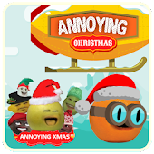 Annoying Xmas: Orange game