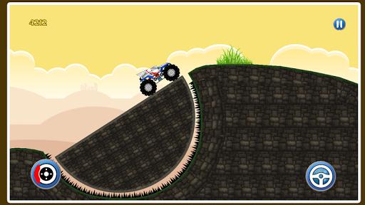 Speedy Truck Pro : Hill Racing