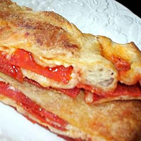 Stuffed Sandwiches Recipe