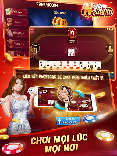NPLAY: Game Bu00e0i Online, Tiu1ebfn Lu00ean MN, Binh, Poker..  screenshots 11