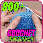 900+ Crochet Patterns Icon